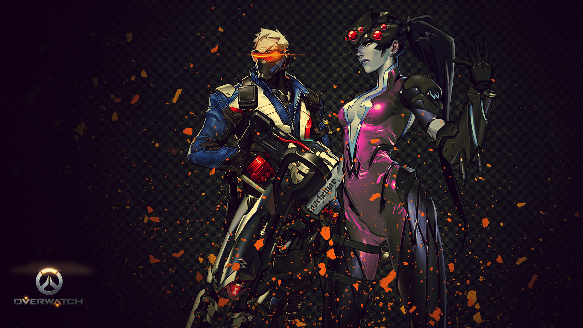 soldier 76 wallpaper - photo #9