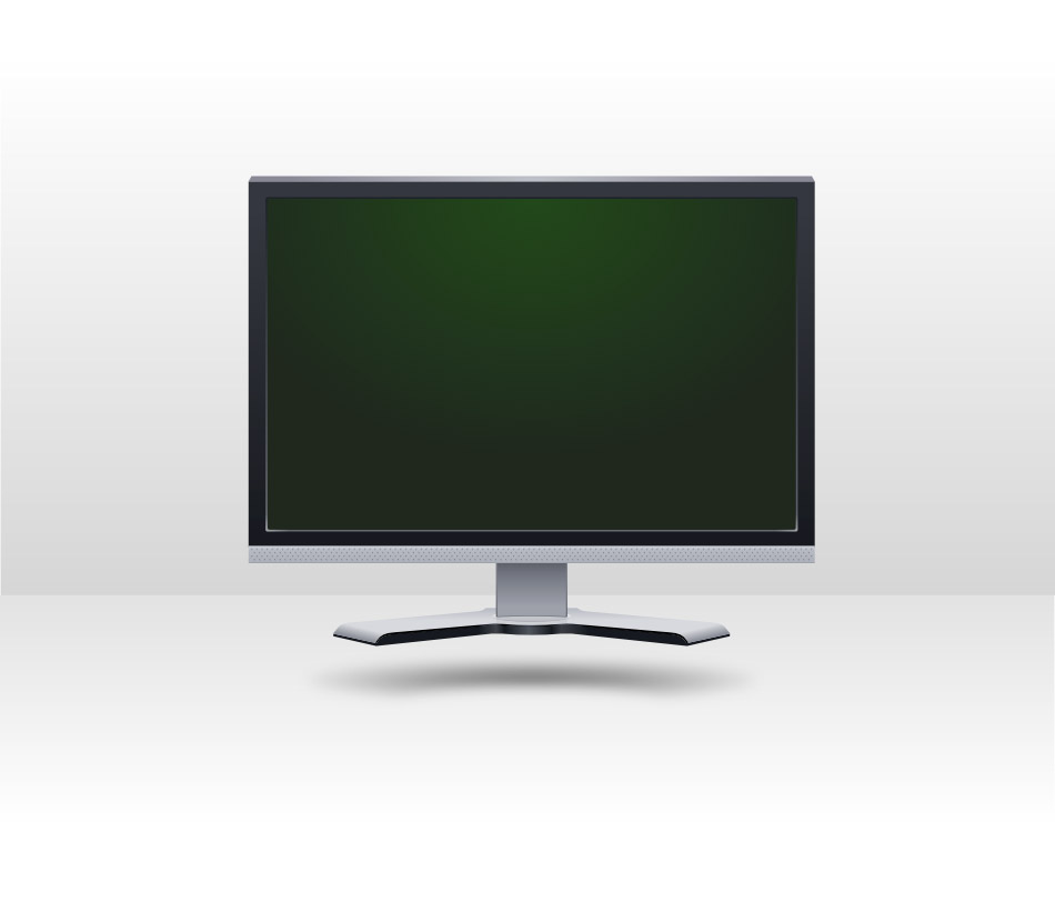 LCD screen by molumen