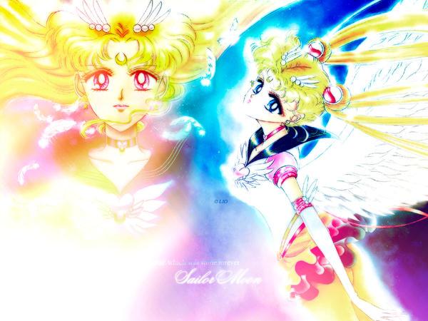 Eternal Sailor Moon by Lio-Sun