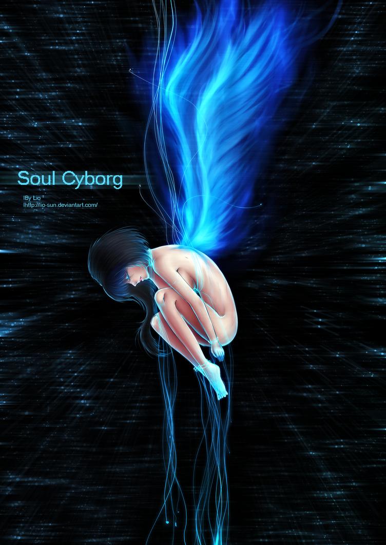 Soul Cyborg by Lio-Sun