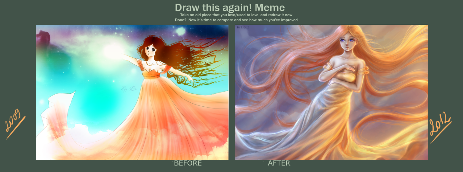 Meme: Before and After by Lio-Sun