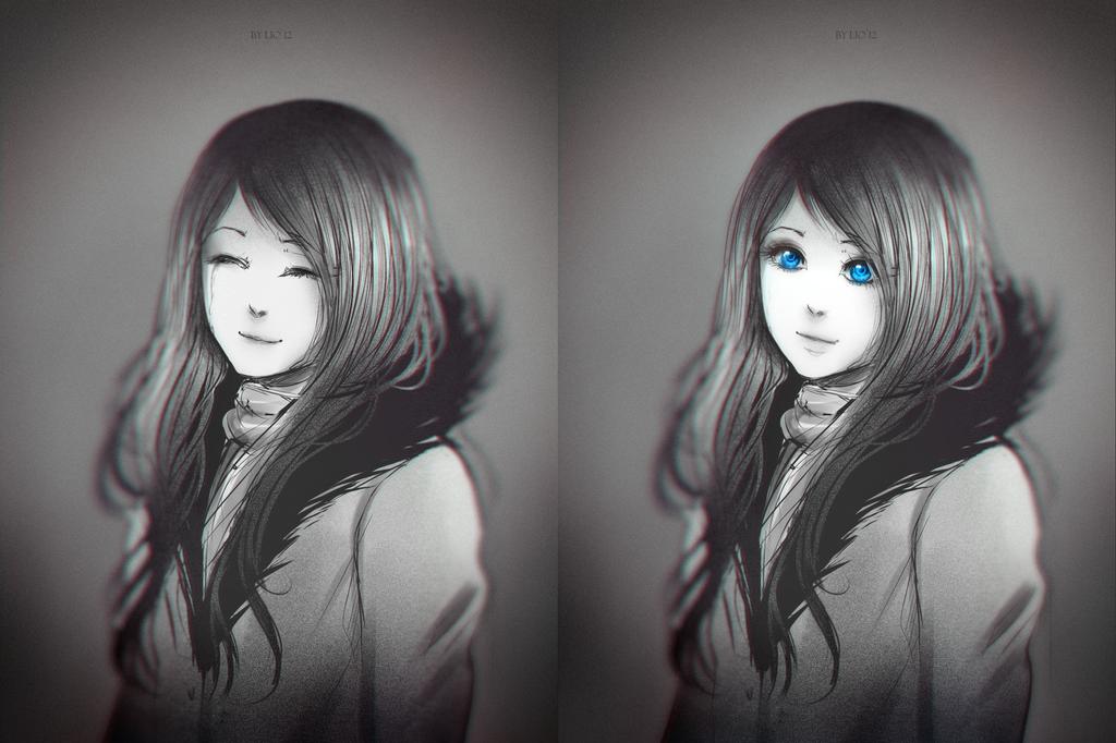 BlueEyes by Lio-Sun