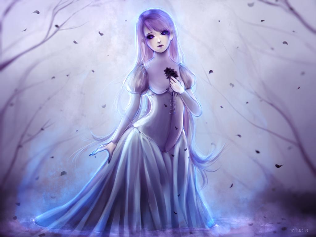 Ophelia by Lio-Sun