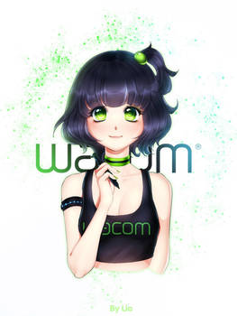 Wacom-chan