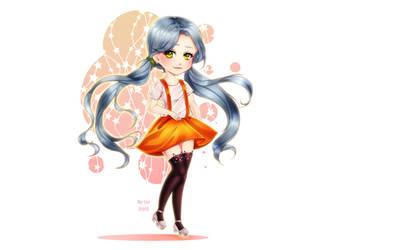 Chibi Commission: Sunny