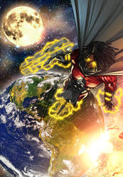 E.P.I.C (Earth's Protector In Crisis)
