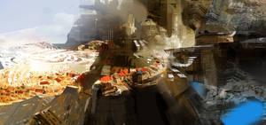 Circular City By Alexmartinez-d20np0z by amm-arth