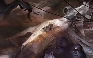 Hangar3 by amm-arth