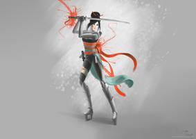 Tora concept by CriAnn