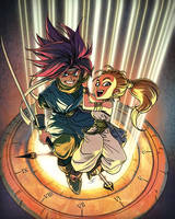 Chrono Trigger by Bisart