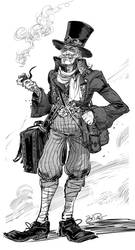 Lord SteamPunk by Bisart