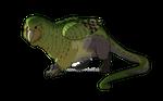 Koqupo: Kakapo, Civet Gryphon