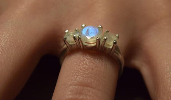 engangement ring by Nalusa