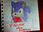 vincent the hedgehog