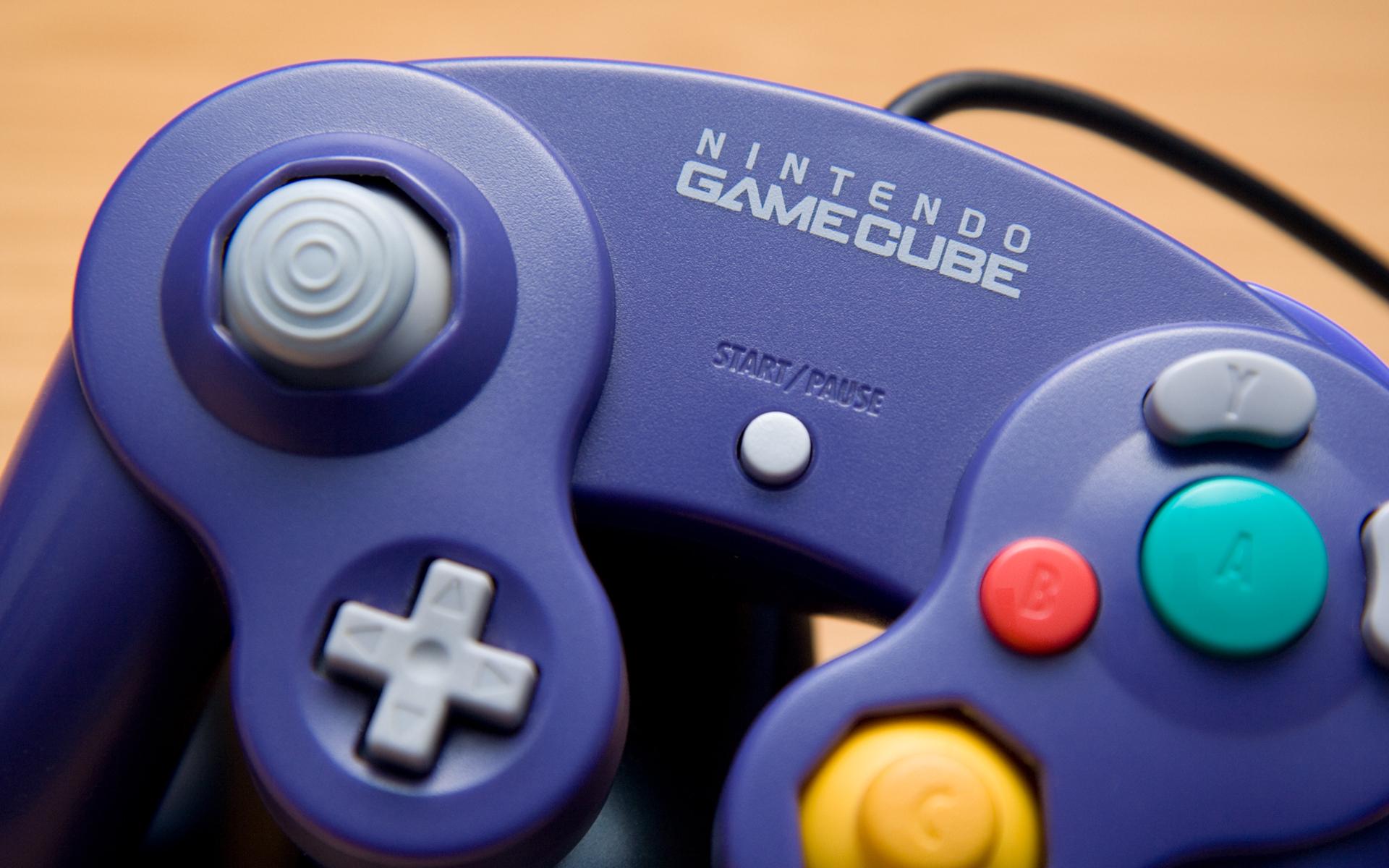 Gamecube Widescreen by mrk on DeviantArt