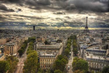 Old Paris by erezmarom