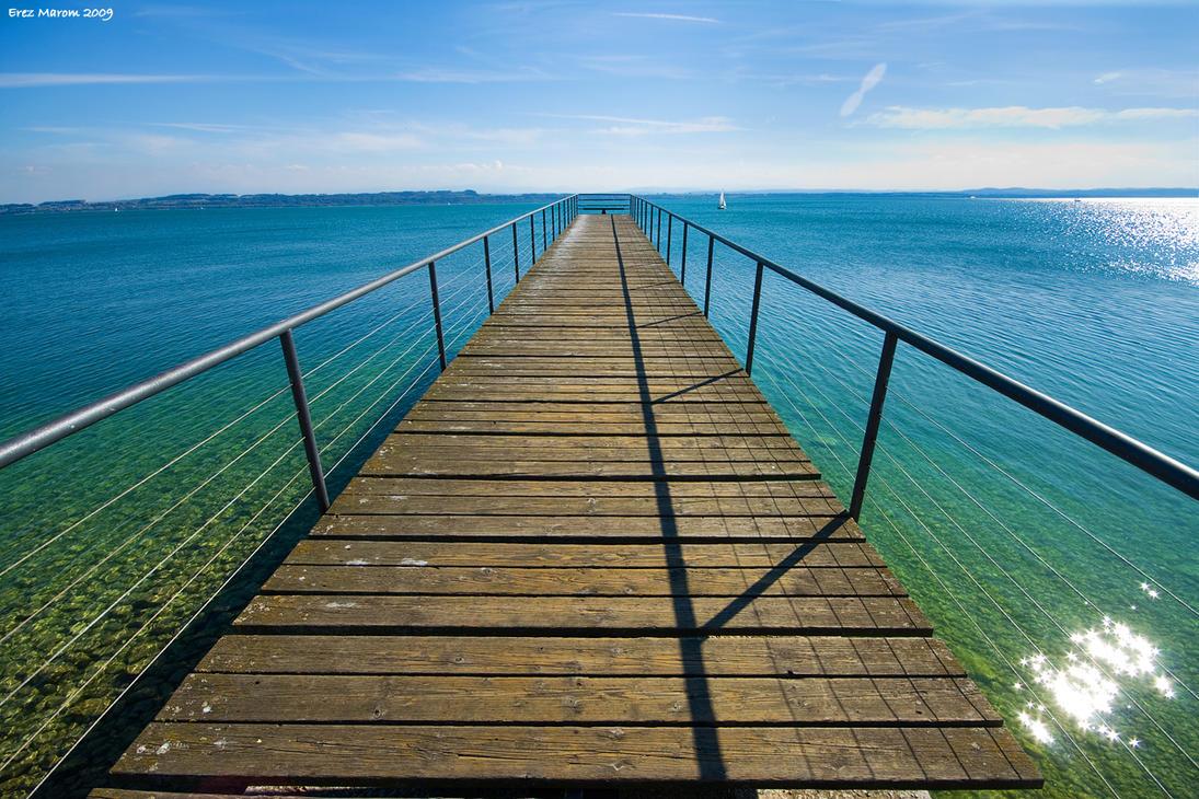 Bridge to Nowhere by erezmarom