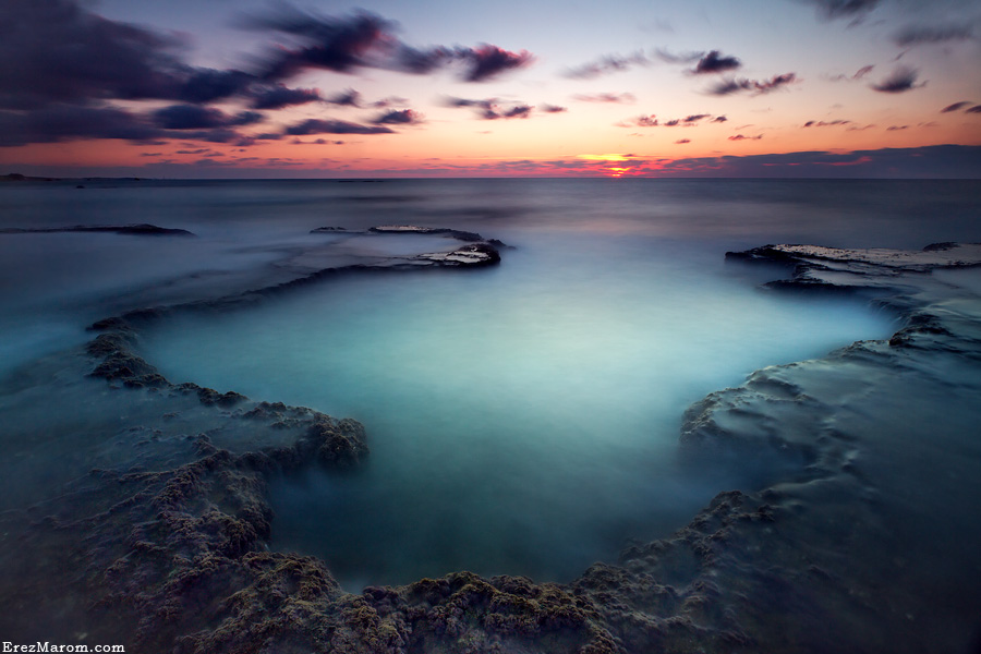 Nature's Bathtub by erezmarom