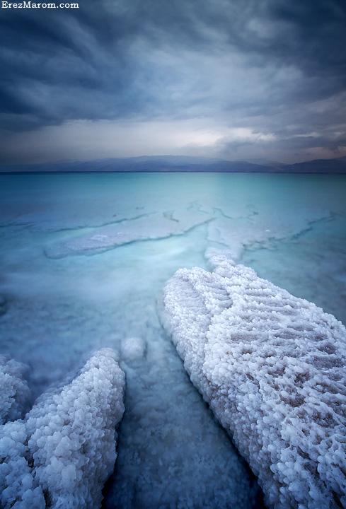 Salt Planet II by erezmarom