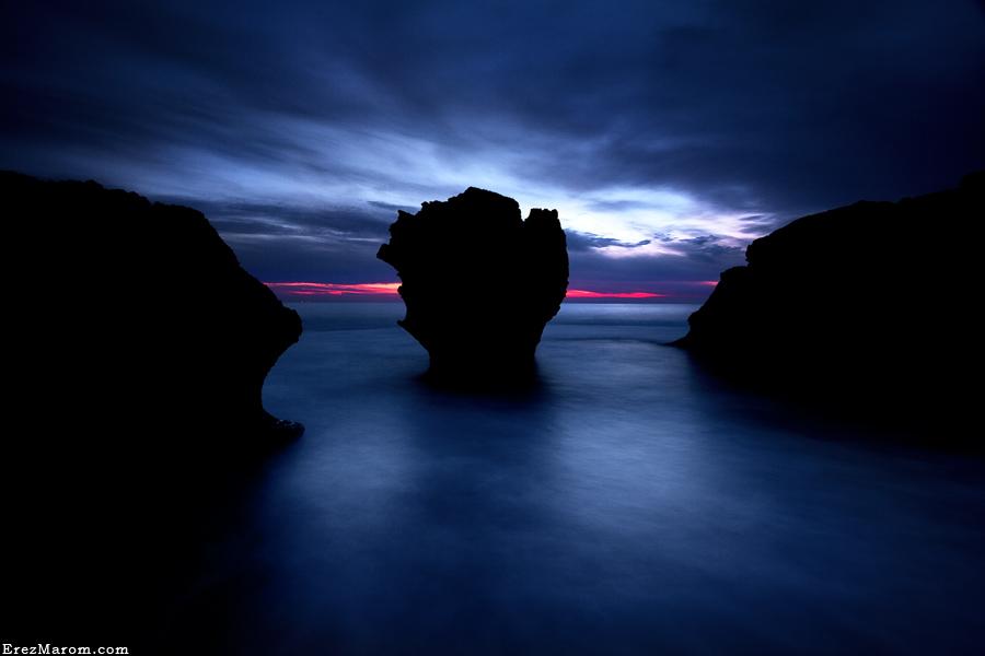 Blue Motion by erezmarom