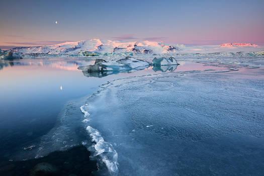 Surface Freeze