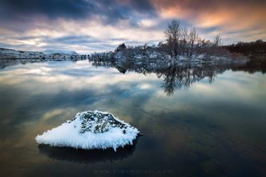 Freezing Silence