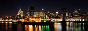 Montreal downtown by pelo-CA