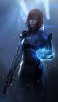 Shepard by miriamuk21