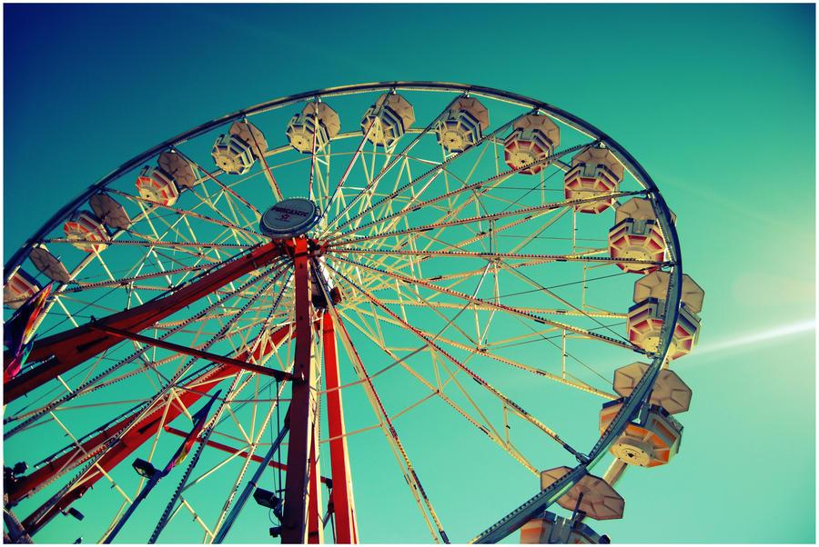 Ferris Wheel by Squishy-1 on DeviantArt