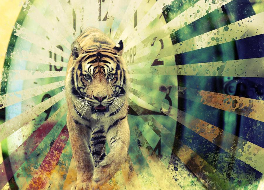 Tiger :O by Squishy-1