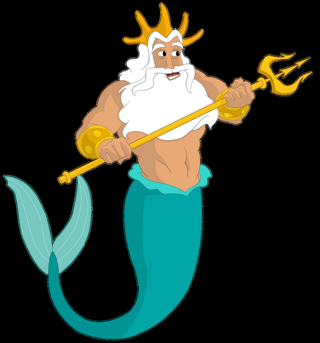 Костюмированное поздравление для юбиляра от Нептуна и Русалок / Веселое 79