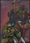 Teenage Mutant Native Turtles