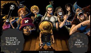 SPOIL -  One Piece Sorry guys