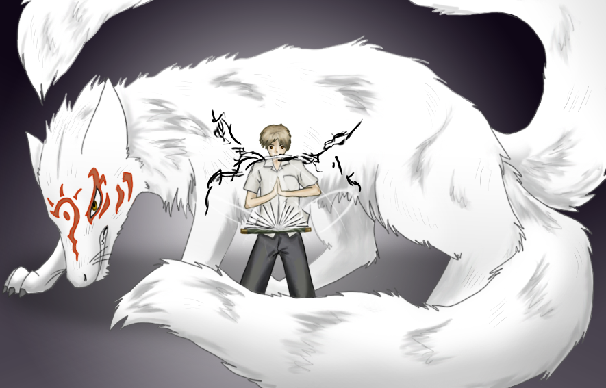 Natsume Yuujinchou by twistedCaliber on DeviantArt