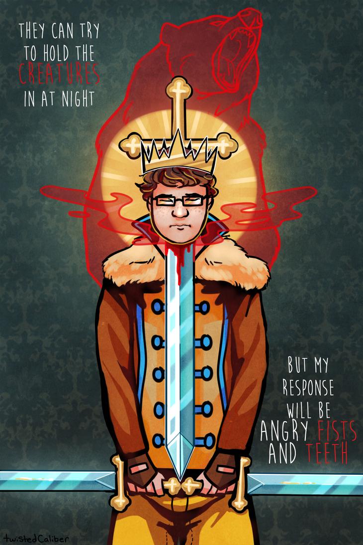 King Mogar by twistedCaliber