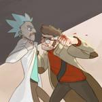 Old Man Fight