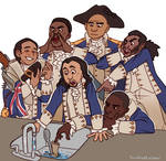 Alexander Hamilton and the garbage disposal