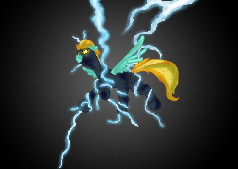 Black Lightning by QuantumBJump