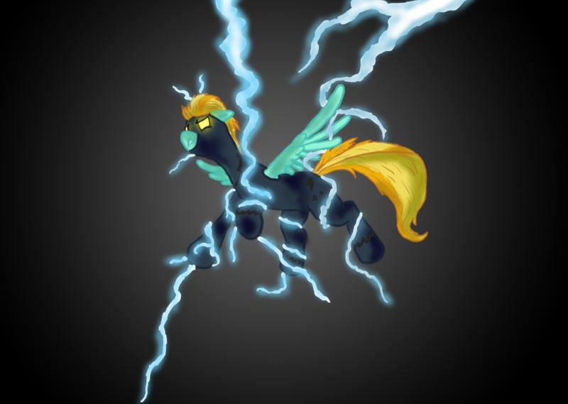 Black Lightning by QuantumBJump