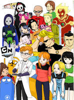 Cartoon Network memories by RazPerm