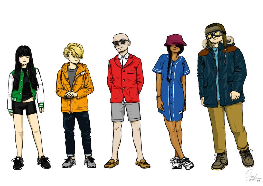Next Door Teens 83