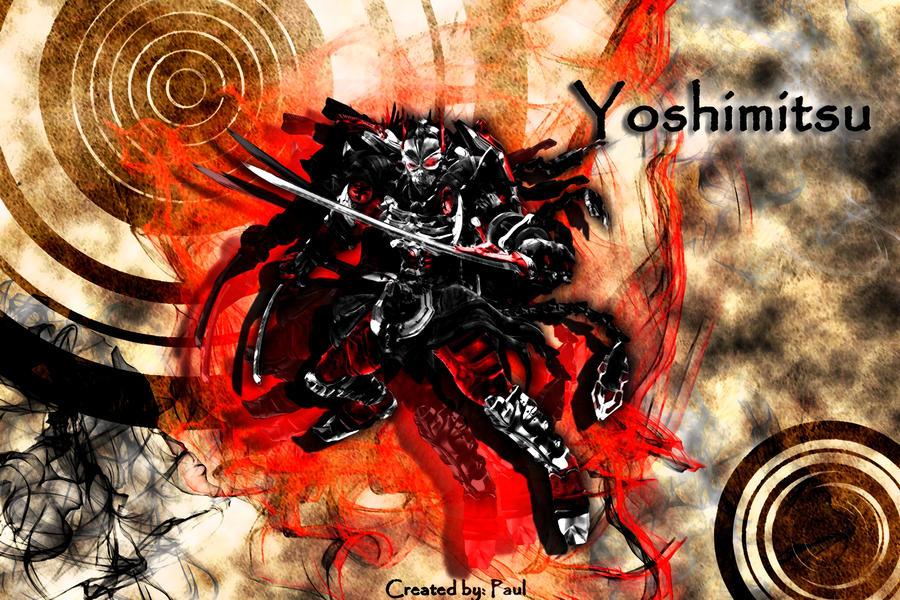 Yoshimitsu Tekken 6 Wallpaper Yoshimitsu Wallpaper D...