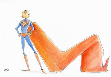 I'm superman by sagix