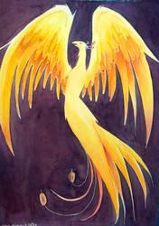 Phoenix by sagix