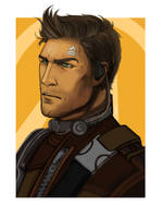 Axton by Arizona-Ranger