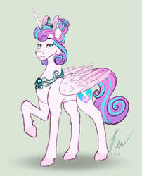 Headcanon: Flurry Heart