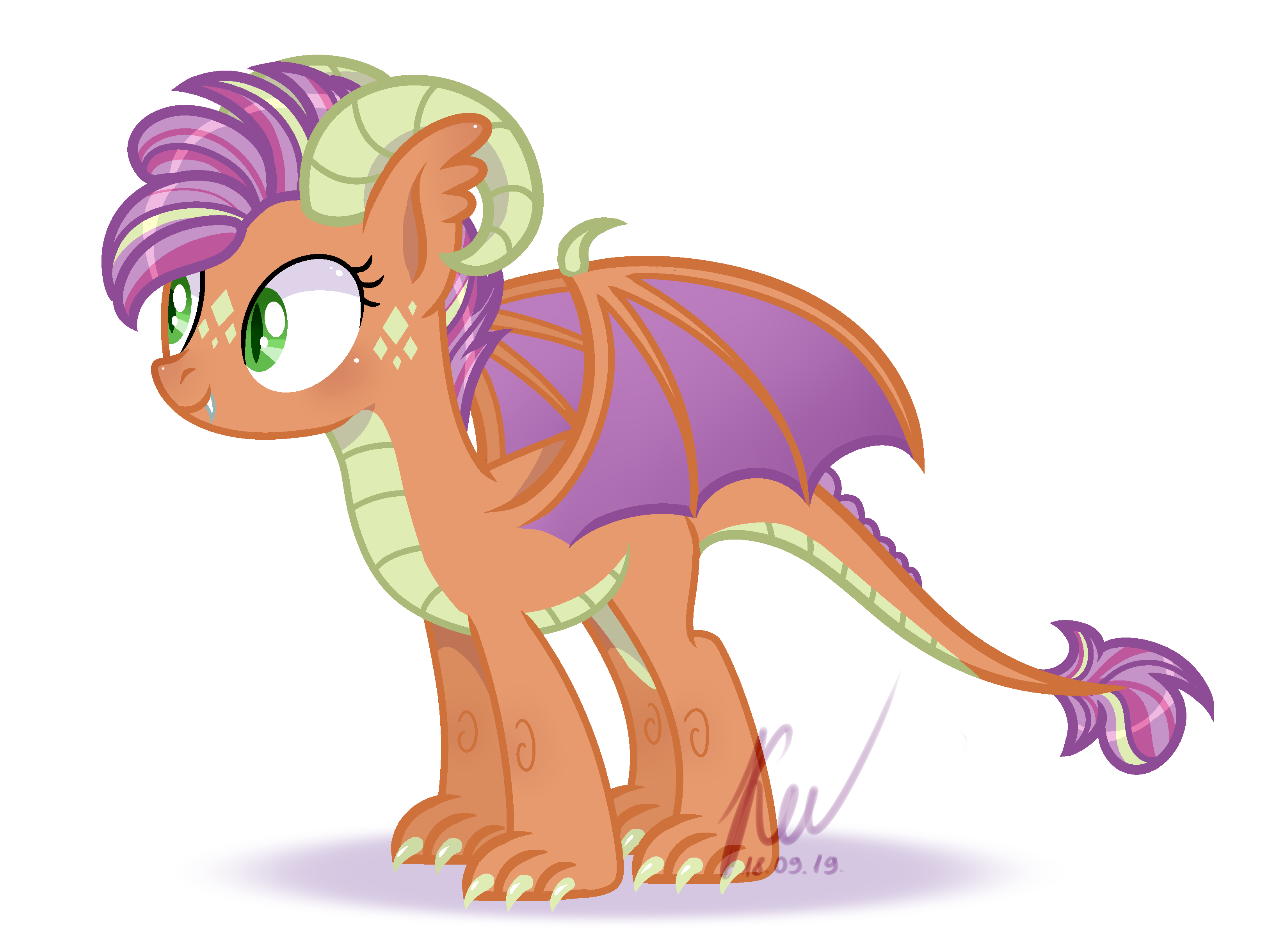 Mlp Next Gen Spike X Scootaloo Redesign By Kayotanv87 On Deviantart Roughly 3 years after the gaining of the cmc's cutie marks, scootaloo proposed the idea of letting some colts into the group of fillies. mlp next gen spike x scootaloo
