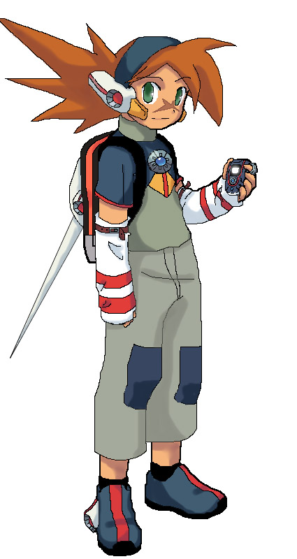 Exe fan character axl by stephodell on deviantart for Mission exe