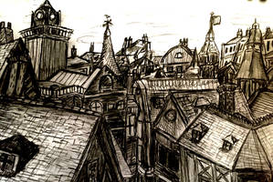 London (from A Muppet Christmas Carol)