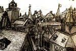 London (from A Muppet Christmas Carol) by artman7391